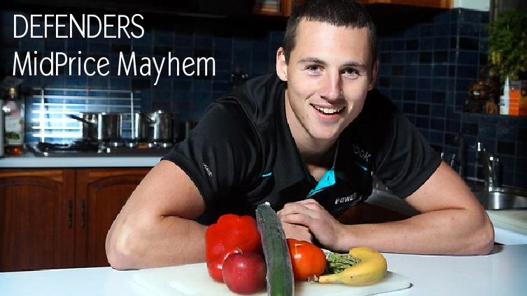 Mid-Price Mayhem – Defenders (AFL Fantasy Elite, SuperCoach Draft & Ultimate Footy)