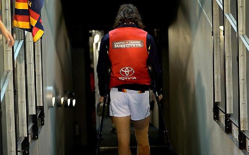 AFL Injury List – Round7