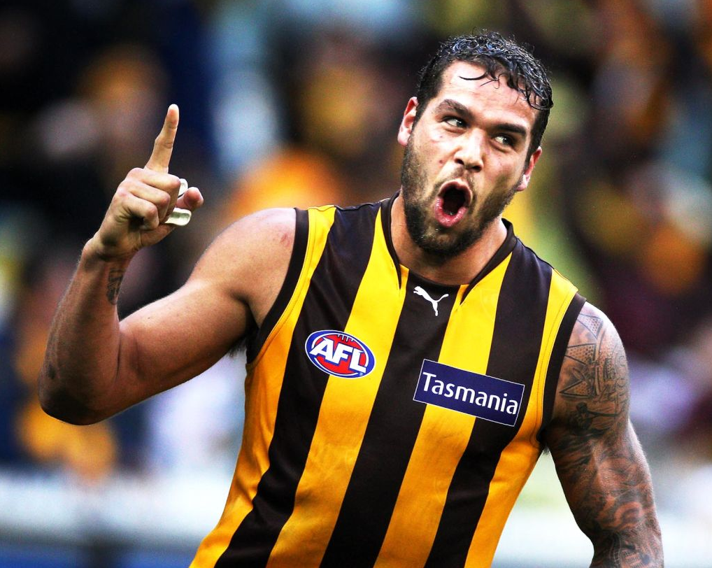 AFL Free Agency List – 2013
